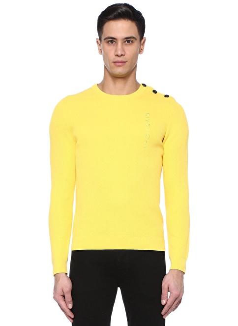 Givenchy Triko Sarı